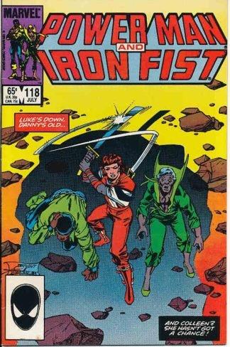 power man and iron fist comic - HD1049×1600